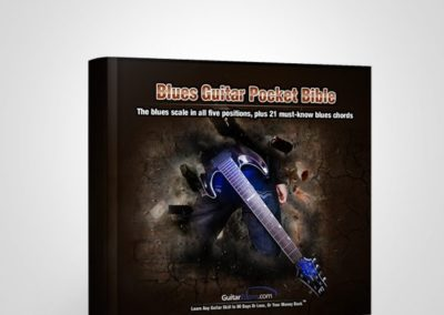 Blues Guitar Pocket Bible