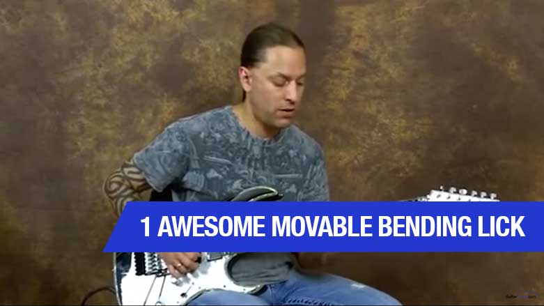 1 Awesome Movable Bending Lick